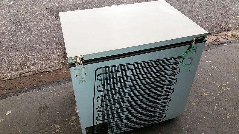 Freezer consul 305 litros dupla funcao