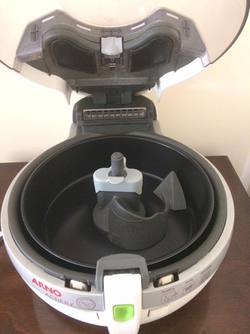 Fritadeira eletrica arno actifry