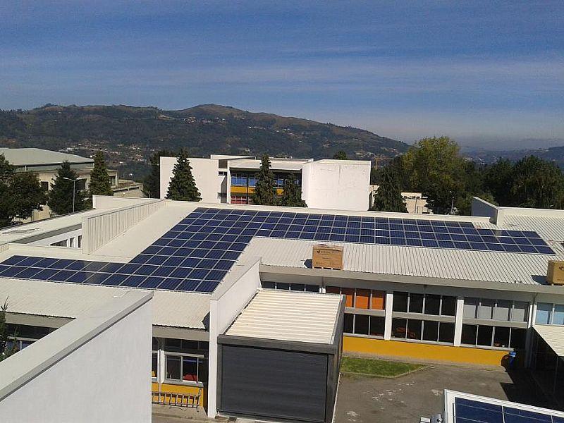 Geracao energia solar fotovolaica