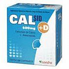 Capsula de calcio calcid600 1250mg saedra
