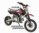 Mini moto cross 110cc  em promo��o