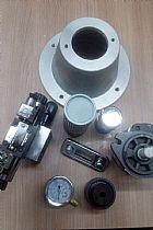 Hidraulico Para Maquina De Tijolos E Blocos Ecologicos