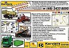 PLATAFORMA AUTO SOCORRO 4500x2000mm - P/ HR e BONGO