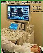 Ultrassonografias a partir 60 reais qualidade popular Vila Isabel 22892894