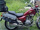 Daelim vs 125 custom 1998