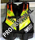 colete profissional para moto-taxi