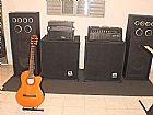 Instrumentos musicais e equipamento de som