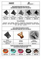 Pecas e Partes Para Secadores de Cabelos Taiff