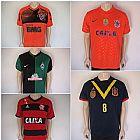 camisas time futebol nacional.internacional e selecoes