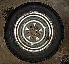Opala roda e pneu