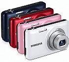 Camera digital samsung es95 com todos os acessorios de fabrica