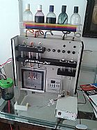 Maquina de preencher cartucho de impressoras