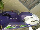 Jet ski kawasaki 750 sx