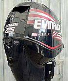 2007 evinrude e-tec high out-put