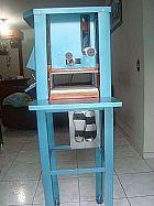 Maquina de fazerr chinelos para vender em diadema