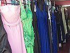 lote de vestidos de festa 50 vestidos importados