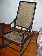 Cadeira de balanco usada