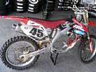 Crf 450 cc  2005
