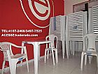 meesas cadeiras espreguissadeiras mesas aluminio