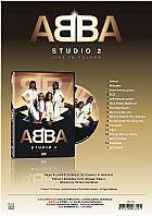 Dvd abba - studio 2 live in poland