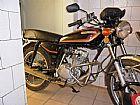 Moto antiga,  honda ml 1980
