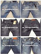 Calcas Jeans Diesel,   D&G,   Ellus,   Forum,  Hurley,   Oakley,   Zoomp