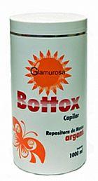 Botox Capilar Glamurosa Com Argan 1kg