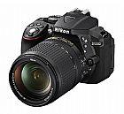 Camera digital nikon d500 c/ 24.2 mp,  5 fps,  dx,  wi-fi,  gps e lente 18-140mm, no rio de janeiro.