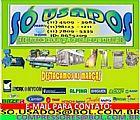 Compressores mycom,  sabroe,  madef
