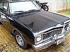 Dodge dart de luxo,  1979,  preto pu,  s�rie especial sf
