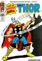 Revistas �lbum Gigante Thor  00 ao 2 Ebal