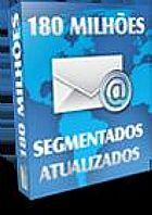 Mala Direta  Lista Kit 8, 50, 60,  80, 100 milhoes e-mail .