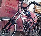 Bicicleta Motorizada Com Kit 80cc Caicara Esportiva