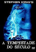 DVD A Tempestade do Seculo 1999 Dublado Legendado