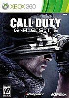 Jogo call of duty ghosts xbox60 - dublado pt br