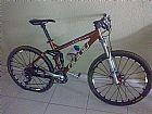 Bicicleta para trilha usada