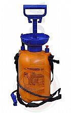 Pulverizador 5 Litros Pressao Agricultura Agrotoxico Fertilizante  Lavagem Carro