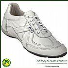 Tenis bmbrasil feminino 202 soft line nas cores branco,  gelo