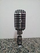 Microfone shure vintage 55sh series ii
