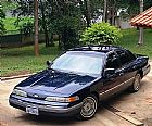 Ford Crown Victoria 91 Interceptor 8CC