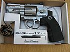revolver co2 ar comprimido
