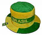 Chapeu Torcida Brasileira Torcer Jogo Brasil Torcer Copa do Mundo