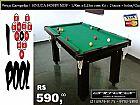 Sinuca R$ 590, 00 - fabrica(21)3979-9175 Rio de Janeiro