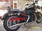Harley davidson sportster xl 883r 10/10
