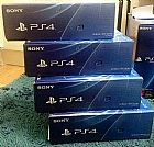 Playstation 4 console videogame ps4