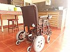 Cadeira de rodas motorizada usada