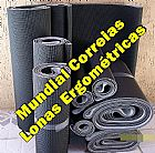 Lona Para Esteira Ergometrica - Moviment,  Advanced,  Caloi, Athletic, Condor, Embrex