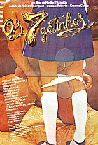 Os Sete Gatinhos (1980) Neville DAlmeida