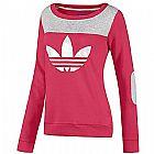Camiseta Adidas Womens Art Crew Sweatshirt Pink G92917