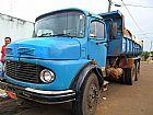 mercedes 1113 cacamba truck